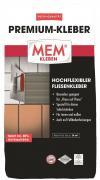 MEM Premium-Kleber Fliesenkleber für Fliese auf Fliese 25 kg