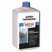 MEM Super-Tiefgrund Spezial-Grundierung Wandsanierung lösemittelfrei 1 L