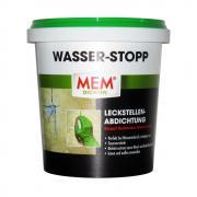 MEM Wasser-Stopp Leckstellen-Abdichtung Spezialzement faserverstärkt 1 kg