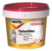 Molto Tiefenfüller Moltofill 1L Innen-Fertigspachtel zum Füllen