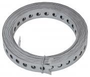 Montagelochbänder 5 m X 17 mm Stahl verzinkt 1 Stück