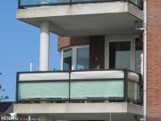 Nesling Balkontuch Balkonbespannung Sichtschutz 0,8 x 5 m Grau