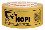 NOPI Fix doppelseitiges Klebeband 25m x 50mm