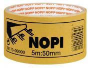 NOPI Fix doppelseitiges Klebeband 5m x 50mm