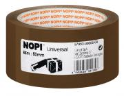 NOPI Packband universal braun 66m x 50mm