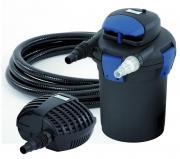 Oase BioPress Set 4000 Druckfilter mit UVC und Pumpe Teichfilter