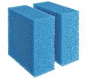 Oase Ersatzschwamm blau 2er SET für BioTec ScreenMatic² 40000