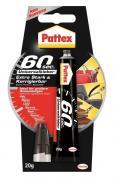Pattex 60 Sec. Universalkleber Sekundenkleber 20g
