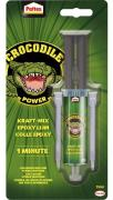 Pattex Crocodile Power Zwei-Komponentenkleber 11 ml Kraft-Mix