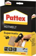 Pattex Heißklebepistole HOT Supermatic Profi-Set