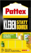 Pattex Kleben statt Bohren Klebestreifen 10 Stk. à 4x2cm