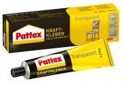 Pattex Kraft-Kleber transparent 125g