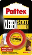 Pattex Montage Klebeband Super Stark, doppelseitig, 1,5m