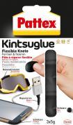 Pattex Pattex Kintsuglue Klebeknete schwarz Flexible Knete 3 x 5 g