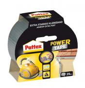 PATTEX Power Tape silber Rolle 25 m x 50 mm