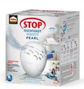 Pattex Stop Feuchtigkeit PEARL Luft-Entfeuchter 300g Set