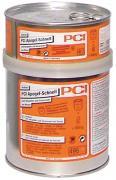 PCI Apogel-Schnell Reaktionsharz-Mörtel Risssanierungsmörtel 0,5 kg