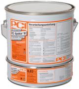 PCI Apokor W 2K Epoxi-Versiegelung für Betonböden Asphalt- und Zementestriche Metall Deckelfass steingrau 5 kg