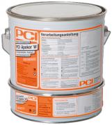 PCI Apokor W 2K Epoxi-Versiegelung für Betonböden Asphalt- und Zementestriche Metall Deckelfass kieselgrau 20 kg