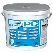 PCI Barrafill L Zementgebundener Feinspachtel für Wandflächen aus Beton Spachtel Zement Mörtel dunkelgrau 20 kg