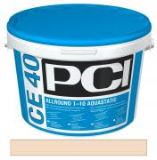 PCI CE 40 ALLROUND 1-10 Aquastatic Flexfugenmörtel jurabeige 4 kg