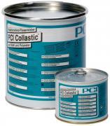 PCI Collastic Reaktionsharz-Fliesenkleber auf Stahl und Polyester hellblau 3 kg