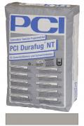 PCI Durafug NT Zementärer Spezial-Fugenmörtel für Gewerbeflächen, Schwimmbäder und Trinkwasserbehälter sandgrau 25 kg