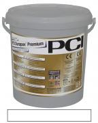 PCI Durapox Premium Epoxidharzmörtel zum Verfugen und Verlegen von Fliesen brillantweiß 2 kg