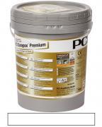 PCI Durapox Premium Epoxidharzmörtel zum Verfugen und Verlegen von Fliesen brillantweiß 5 kg