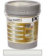 PCI Durapox Premium Epoxidharzmörtel zum Verfugen und Verlegen von Fliesen silbergrau 5 kg