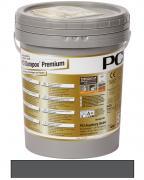 PCI Durapox Premium Epoxidharzmörtel zum Verfugen und Verlegen von Fliesen anthrazit 5 kg