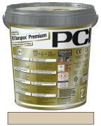 PCI Durapox Premium Epoxidharzmörtel zum Verfugen und Verlegen von Fliesen bahamabeige 2 kg