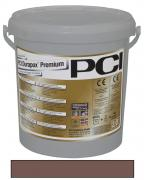 PCI Durapox Premium Epoxidharzmörtel zum Verfugen und Verlegen von Fliesen mittelbraun 2 kg