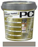 PCI Durapox Premium Epoxidharzmörtel zum Verfugen und Verlegen von Fliesen zementgrau 2 kg