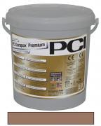 PCI Durapox Premium Epoxidharzmörtel zum Verfugen und Verlegen von Fliesen hellbraun 2 kg