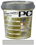 PCI Durapox Premium Epoxidharzmörtel zum Verfugen und Verlegen von Fliesen hellgrau 2 kg