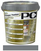 PCI Durapox Premium Epoxidharzmörtel zum Verfugen und Verlegen von Fliesen basalt 2 kg