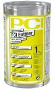 PCI Entöler Spezial-Reiniger für Öl-, Bitumen- und Wachsflecken Reinigungsmittel Pflegemittel 1 l