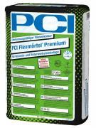 PCI Flexmörtel Premium Verformungsfähiger Fliesenkleber für Keramik- und Naturwerksteinbeläge 20 kg