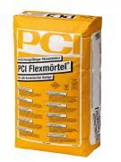 PCI Flexmörtel Verformungsfähiger Fliesenkleber für alle keramischen Beläge 25 kg