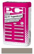 PCI Ft-Fugenbreit Fugenmörtel für Spaltklinker und großformatige Steingut- und Steinzeugplatten Zementgrau 25 kg