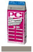 PCI Ft-Fugenbreit Fugenmörtel für Spaltklinker und großformatige Steingut- und Steinzeugplatten Zementgrau 5 kg