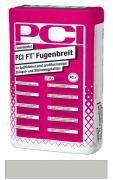 PCI Ft-Fugenbreit Fugenmörtel für Spaltklinker und großformatige Steingut- und Steinzeugplatten Hellgrau 25 kg