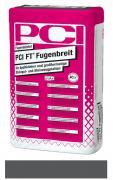 PCI Ft-Fugenbreit Fugenmörtel für Spaltklinker und großformatige Steingut- und Steinzeugplatten Anthrazit 25 kg