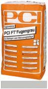 PCI Ft-Fugengrau Fugenmörtel für Steingut- und Steinzeugbeläge Zement-Mörtel Hellgrau 2 kg