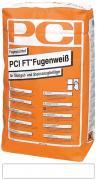 PCI Ft-Fugenweiss Fugenmörtel für Steingut- und Steinzeugbeläge Zement-Mörtel weiß 2 kg