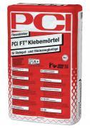 PCI Ft-Klebemoertel Fliesenkleber für Steingut- und Steinzeugbeläge grau 25 kg