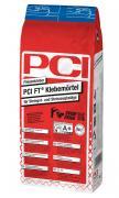 PCI Ft-Klebemoertel Fliesenkleber für Steingut- und Steinzeugbeläge grau 5 kg
