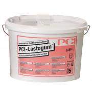 PCI Lastogum Wasserdichte flexible Schutzschicht unter Keramikbelägen in Dusche und Bad weiß 15 kg
