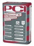 PCI Nanocret R2 Leichter Reparaturmörtel universell für Betonbauteile und Mauerwerk grau 20 kg